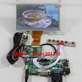 High Quality HDMI DVI VGA Audio Lcd Controller Board LVDS TCON Board 7inch AT070TN92 Lcd Panel + Touch Screen 100% Test