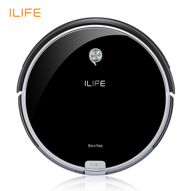 ILife A6 робот пылесос с Piano Black