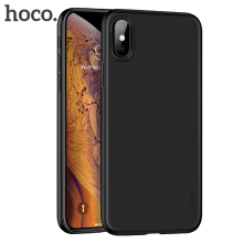 HOCO Ultra Thin PP Case for iPhone X XS XR Mobile Phone Back Protective Case for