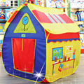 Tipi Kids Tent Foldable Soft Polyester Cloth  Patchwork  1-7year  Inflatable Tent Playhouse Play Tent Pool With Balls Hot