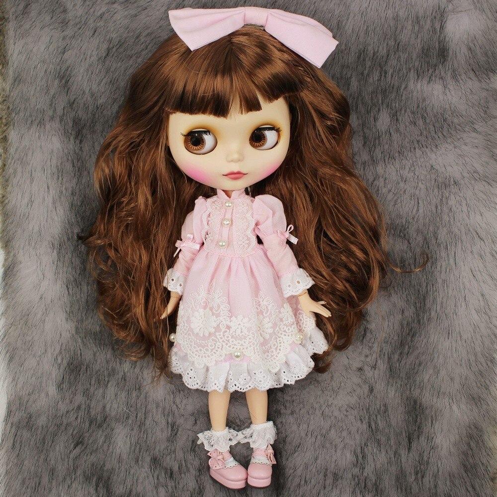 Neo Blythe Doll White Lace Socks 1