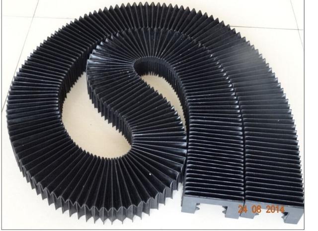 Nach maß THK/HIWIN flexible accodion schutz faltenbalg staubdicht abdeckungen für linearführung HG Serie (Schwerlast-kugel Typ)