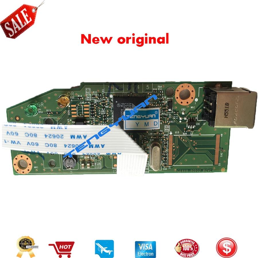 New Original laser jet CE668-60001 RM1-7600-000CN for HP laserjet P1102 P1106 P1108 P1007  formatter board Printer part on saleNew Original laser jet CE668-60001 RM1-7600-000CN for HP laserjet P1102 P1106 P1108 P1007  formatter board Printer part on sale
