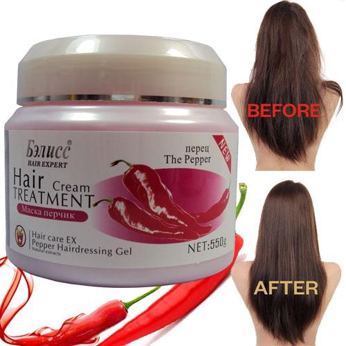 Moisturizing Nourishing Damaged Repair Hair Mask Treatment pepper Essence Masks For Hair