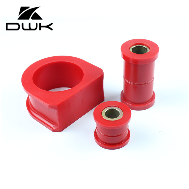 US $13 89 6% OFF|High Performance Polyurethane Steering Rack & Pinion  Bushing Kit For 95 05 Tacoma 4WD ,4Runner 2/4WD-in Control Arms & Parts  from