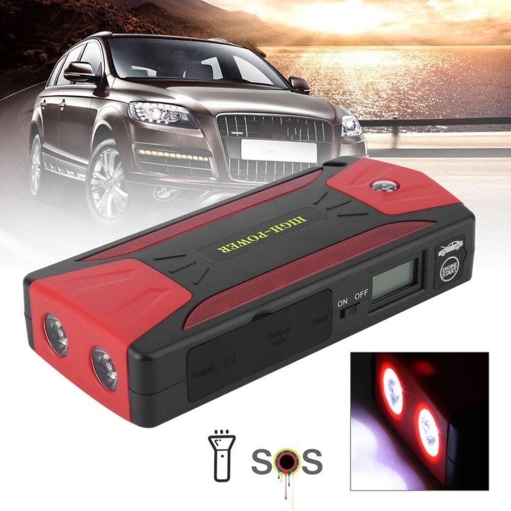 82800 mah Démarreur Voiture De Saut Portable D'urgence Chargeur de Batterie Multi-Fonction Mini 300A Automobile Booster Puissance Banque - 6