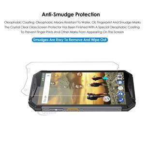 Image 5 - 10Pcs טלפון מסך מגן עבור Ulefone שריון 2 3 3T מזג זכוכית 9H סרט מגן דק במיוחד עבור Ulefone שריון 2 3 פרימיום