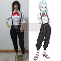 Death Parade Nona Cosplay Costume Tailor made