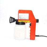 High Quality Electric Spray Gun 600ml 220V 0.8mm Nozzle Paint Household Diy Blender Spray Gun Painting Gun Power Instrument