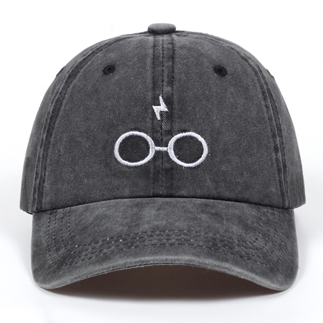 2018 new design dad hats women men glasses baseball cap high quality unisex fashion dad hats new lightning sports hats 1
