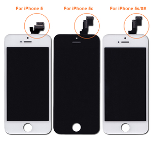 Image 5 - AAA Quality LCD  4s 4  5  Display Touch Screen Digitizer Assembly For iPhone 5 5c 5s SE LCD