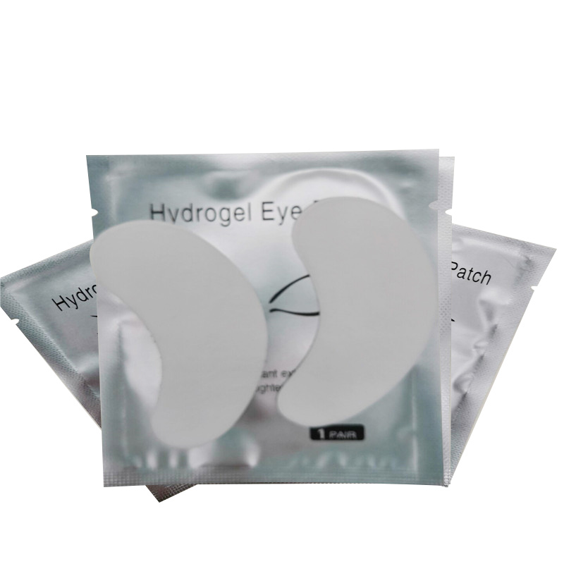 50 Pairs/lot Hydrogel Eye Patch Moisture And Tighten Skin Eye Mask Dark Circle and Wrinkle Removal Eye Care 5