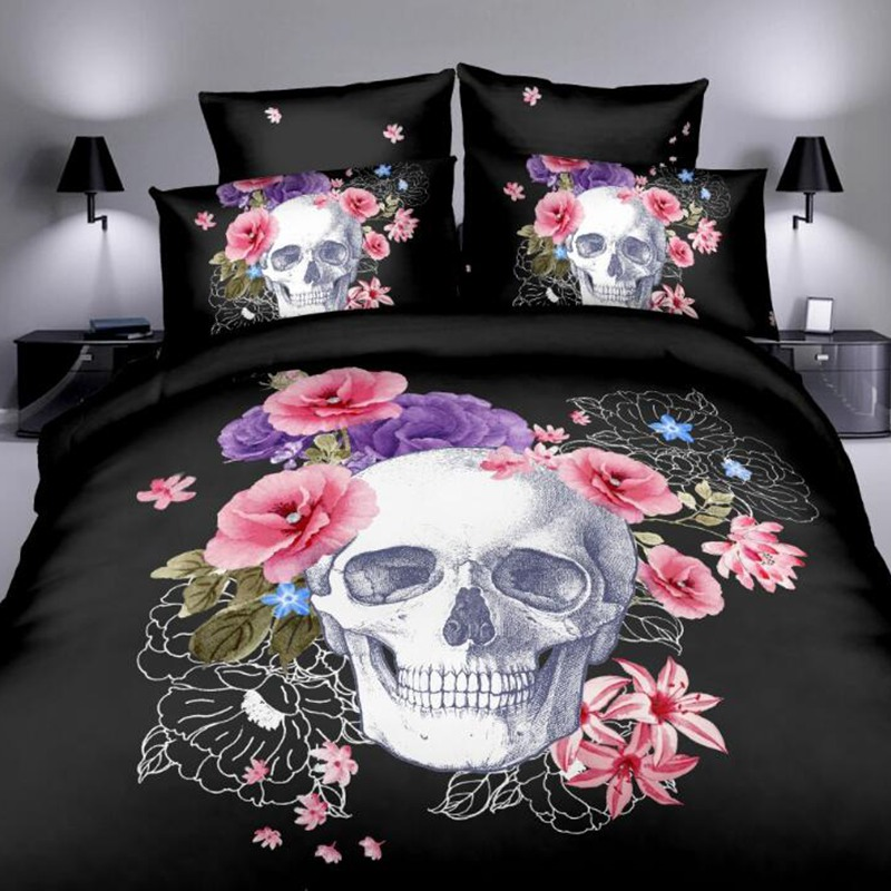 Permalink to Bedding Pillow Bedding Set 3D Luxury Bedding Sets Home Bedding Set Bedclothes Bed Set Full Queen Duvet King Double Home Textile