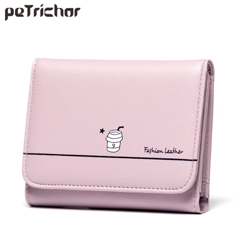 Brand Short Wallet Women Lady Small Purse Coin Pocket Hasp Multifunctional Mini Wallets Female Money Purses Card Holder Girls new fashion small lady wallets coin purse lady with card holder vintage women wallet short mini purse best gift for friend500835