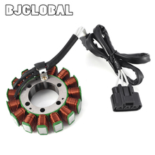 цена на Moto Stator Coil For Yamaha YZF R1 2009 2010 2011 2012 2013 2014 Motorcycle Accessories Generator Magneto Alternator Engine Coil