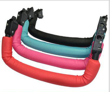 Safety Stroller Armrest  Baby Stroller New Brand Baby Bumper Bar Safety Stroller Accessories Soft  Bumper Bar Stroller