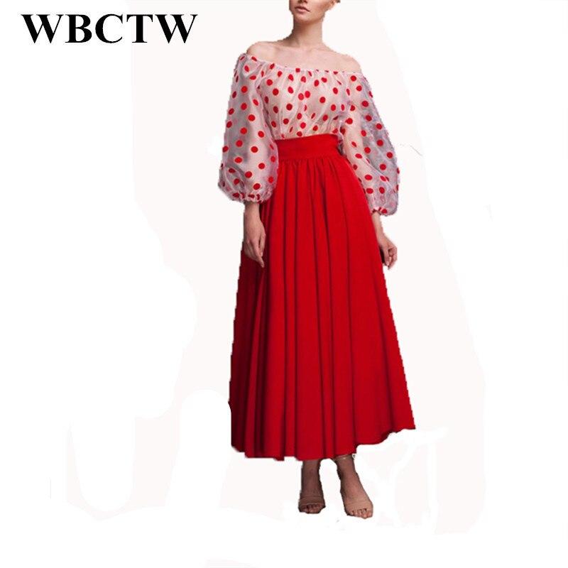 b424aacd925 WBCTW Beach Dress 2018 Summer Women Clothing 10XL Plus Size Long Maxi  Vintage Elegant cloak sleeves High Waist Dress