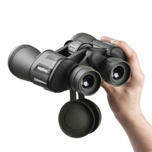 High Times 20X50  Binoculars HD Telescope Powerful Wide-angle Nitrogen Waterproof binocular for Hunting Camping Lll Night Vision