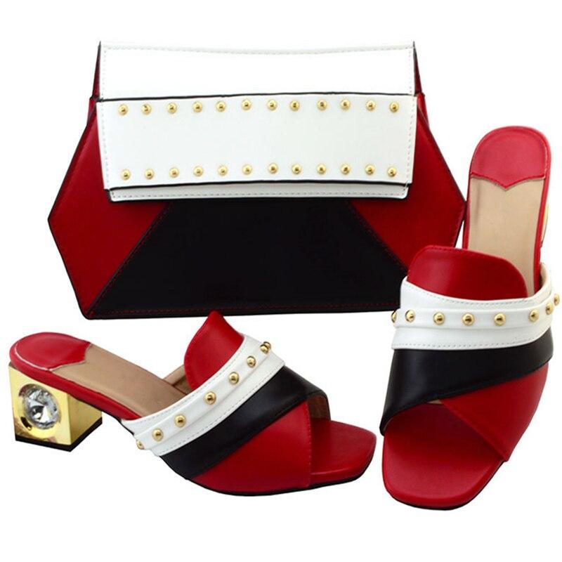 Grau Hochzeit Frauen rot Tasche Passende gelb Parties Blau Und königliches Neue Set purpurrot grün Schuhe Verziert Strass Qualität Mode Hohe Taschen Mit Für q8ztZnwat