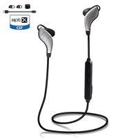 APT-X Casque Headphone Bluetooth Chất Lượng Cao Tiếng Ồn Hủy Bỏ Tai Nghe Chạy Tai Nghe Không Dây cho Apple Android Điện Thoại