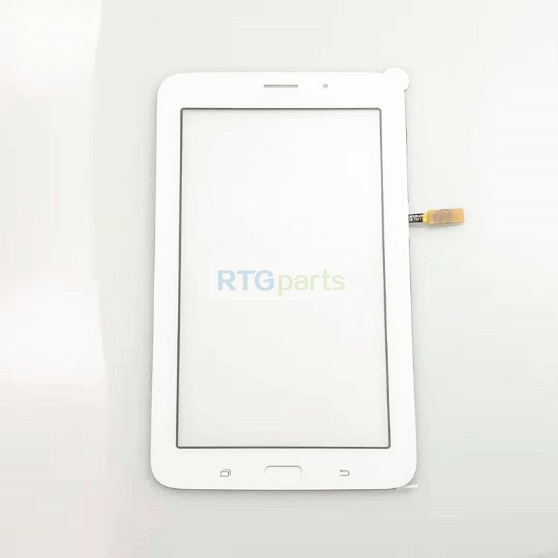 Touch Screen Digitizer glass panel For Samsung Galaxy Tab 3 Lite Iris SM T116 T116 Real