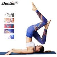 Femmes Yoga Pantalon Imprimé Sport leggings Étiré Remise En Forme de yoga Workout Pants Courir Tight leggins sport femmes fitness Pantalon