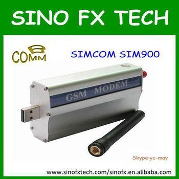 Оптовая продажа с фабрики simcom sim300 модем для USB gsm модем
