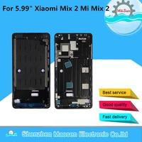 M Sen For 5 99 Xiaomi Mix 2 Mix2 Mi Mix 2 Mi Mix2 Front Bezel