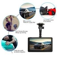 HD 7 Inch Car GPS Navigation FM Free Map 8GB Automotive Reverse Video AV IN Bluetooth