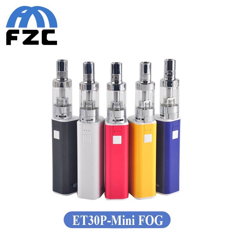 eT30p font b Electronic b font font b Cigarette b font Vaporizer 30W Box Mod ECT
