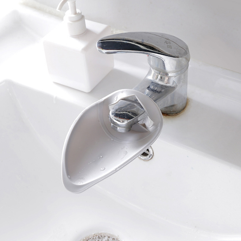 Silicone Faucet Extender Sink