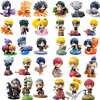 Shuukaku Naruto Shippuden Kakashi Hatake Sasuke Uchiha Uzumaki Gaara Bijuu Kyuubi Hokage Tobirama Action-figuren Spielzeug Modell Puppe