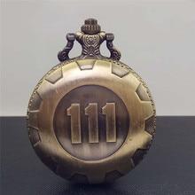 цена на Vintage Men's Watch Bronze Steampunk Quartz Pocket Watches Classic Pendant Fob Pocket with Chains Clock Fullmetal Alchemist