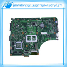 best price K53SC laptop motherboard for ASUS 4 pcs of storage 1G free shipping&top quality