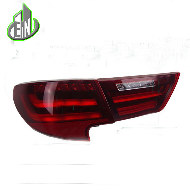 EN Car Styling Tail Lamp For toyota Reiz Mark X LED Tail Light 2013-2015 Reiz LED Rear Lamp LED DRL+Brake+Park+Signal Stop Lamp akd car styling led drl for toyota reiz 2012 2013 mark x eye brow light led external lamp signal parking accessories