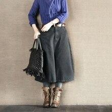 Lynette's CHINOISERIE женщины широкого покроя брюки джинсы