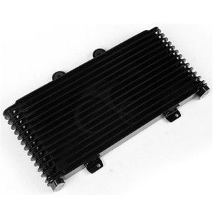 Image 2 - Motorcycle OIL Cooler Radiator Aluminum Replacement For SUZUKI GSF1200 GSF 1200 2001 2005
