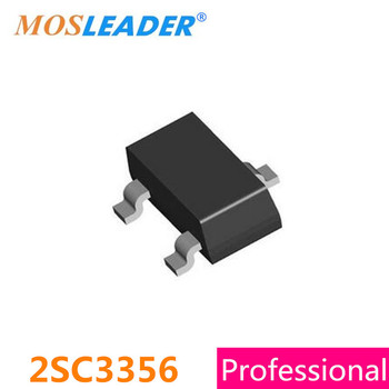 Mosleader 2SC3356 R25 SOT23 3000PCS 5G 7G 3356 NPN Made in China High quality