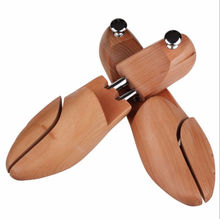 Wood Wooden 2-Way Shoe Shoes Tree women and man shoes tree Stretchers Size Dropshipping Wholesale SS-006