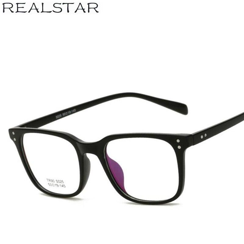 Realstar 2018 marca riverts gafas mujeres informáticos miopía óptica ...
