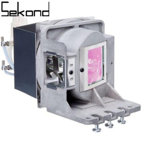 все цены на  SEKOND OEM Osram bulb 5J.JCW05.001 Projector Lamp with Housing for BENQ ES500 EX501  онлайн