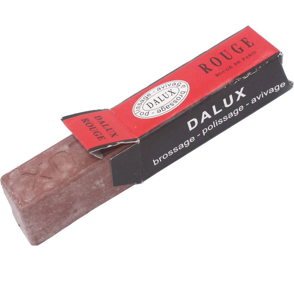 Jewellers Red Rouge Bar Polishing Wax Buffing Compound