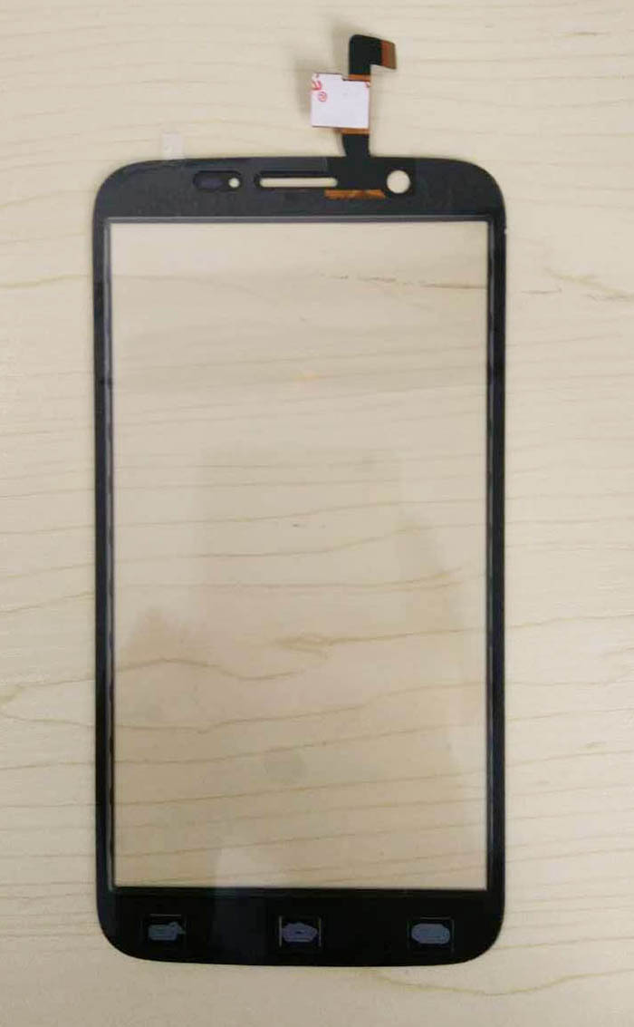 Black color HIgh Quality NGM Dynamic Wide Capactive Wholesale Touch screen Digitizer front glass replacement Free