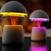 LED Bedside Night Light Multi Function Wireless Bluetooth Speaker Lamp Creative Retro Audio Desk Lamp