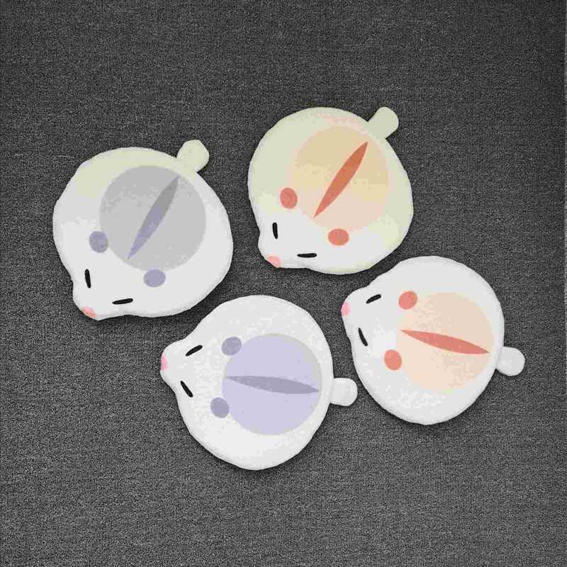 1 pc Morbido Carino Fuzzy Balena Peluche Cuscino Animale Del Fumetto Delfino Farcito Bambola Cuscino del Divano Sweeet Ragazze Regalo di san valentino giocattoli per bambini