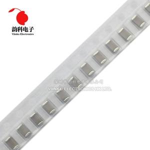 Image 2 - 100 sztuk 1206 SMD Chip wielowarstwowy kondensator ceramiczny 0.5pF   100uF 10pF 100pF 1nF 10nF 15nF 100nF 0.1uF 1uF 2.2uF 4.7uF 10uF 47uF