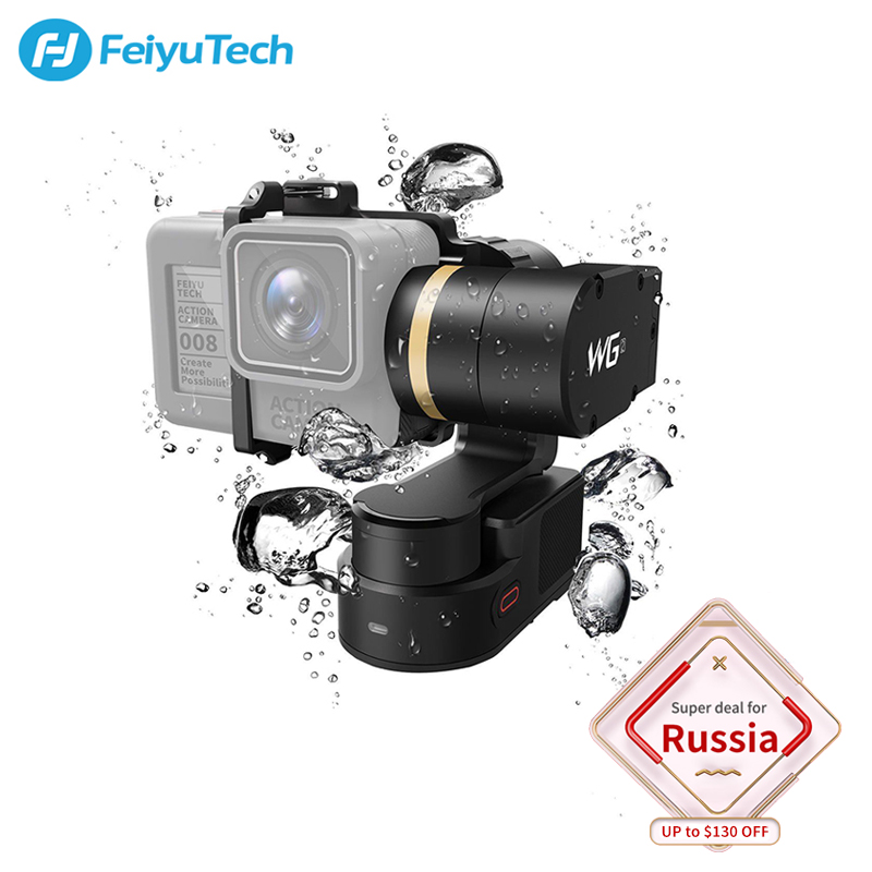 montaje en G5 WG2 de 3 ejes y gimbal FeiyuTech Abrazadera de montaje para c/ámara Sony RX0