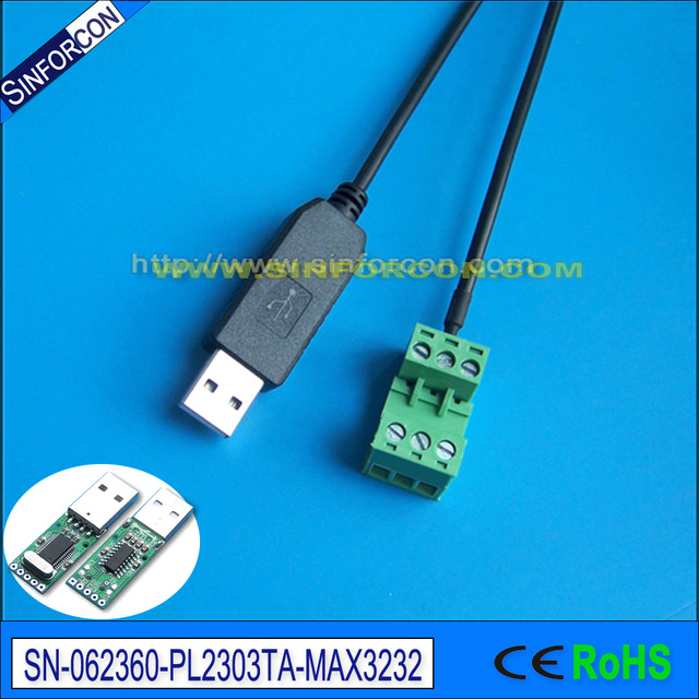 Prolific pl2303ta usb rs232 serial adapter cable in computer cables prolific pl2303ta usb rs232 serial adapter cable publicscrutiny Image collections
