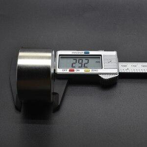 Image 5 - 1 個 N52 50 × 30 永久ラウンドマグネット 50*30 50 ミリメートル × 30 ミリメートルビッグスーパーストロング強力なネオジム磁石