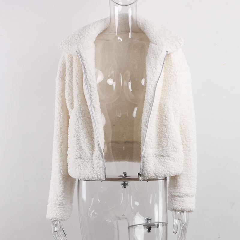 Teddy coat women17